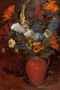 Mary Nicol Neill Armour, Still life with brown jug