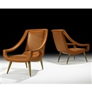 Maxime Old, Lounge chairs (pair)