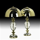 Gabriella Crespi, Table lamps (pair)