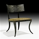 Ched Berenguer-Topacio, Klismos lounge chair