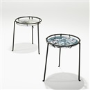 Donald Monell, Side tables (pair)