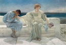Sir Lawrence Alma-Tadema, Ask me no more