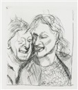Lucian Freud, A Couple