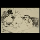Jean Louis Forain, Maison Close
