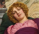 John William Godward, Myrhinna