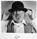 Christopher Felver, Ferlinghetti and Ferlinghetti Portrait (2 works)