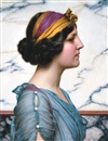 John William Godward, Megilla