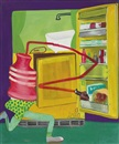 Peter Saul, Ice Box 8