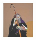 Fritz Scholder, Indian Prophet