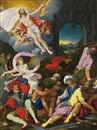Johann (Hans) Konig, The Ascension of Christ