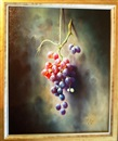 Jose Manuel Reyes, Still life of grapes
