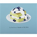 Julia Jacquette, Blueberry Shortcake and Four Sweets (2 works)