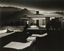 Julius Shulman, House of Edgar Kaufmann (Richard Neutra). Colorado Desert. Palm Springs