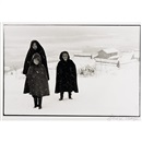 Shoji Ueda, Winter (from the series Children the Year Around)