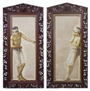 Abdul Aziz, The Courtship (set of 2)