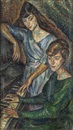 Italian School (20), Donne al pianoforte