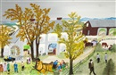 Grandma Moses, Thanksgiving