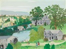 Grandma Moses, The Willow Mill