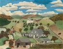 Grandma Moses, Old Oaken Bucket