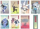 Hisashi Tenmyouya, Legendary Warriors Series (set of 7)