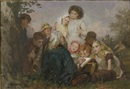 George Elgar Hicks, Children in the Forest