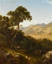David Johnson, Scenery at Shelburn [sic], Vermont