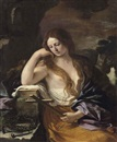 Guercino, The Penitent Magdalene with the Arma Christi