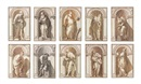 Antonio Maria Zanetti, Untitled (12 works)
