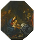 Circle Of Jan Miel, The Adoration of the Magi