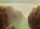 Edward Henry Holder, The Boiling Pot, Victoria Falls