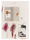 Cy Twombly, Natural History Part I, Mushrooms (set of 10)