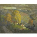 Norwood Hodge MacGilvary, An autumn landscape
