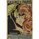 Rougemont, Casino de Paris, Mistinguett