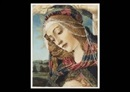 Sandro Botticelli, Mother and Child of Magnificat and Untitled (2 works from Botticelli's works and his era)