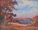 Manly Edward MacDonald, View Over the Water