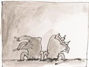 Quentin Blake, The Twits Get the Shrinks