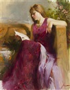 Giuseppe Dangelico Pino, The Purple Dress