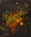 Circle Of Joris van Son, Still Life with Fruit