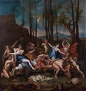 Follower Of Nicolas Poussin, Le Triomphe de Pan