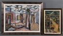 Samuel Brecher, Classical Ruins (2 works)