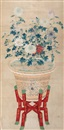 Attributed To Qian Weicheng, 盆菊图 (Chrysanthemum)