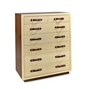 Ralph Lauren, Seven-drawer tall chest