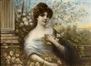 Charles Amable Lenoir, An elegant beauty