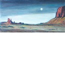 Albert Lorey Groll, Monument Valley