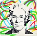 Mr. Brainwash, Andy warhol (marilyn monroe)