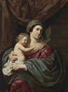 Jan van Bylert, The Virgin and Child
