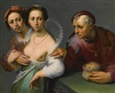 Cornelis Cornelisz van Haarlem, The choice between young and old