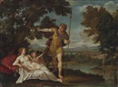Francesco Albani, Venus and Adonis