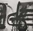 Aaron Siskind, Untitled (6 works from Homage to Franz Kline)