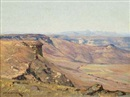 Willem Hermanus Coetzer, Maluti Mountains